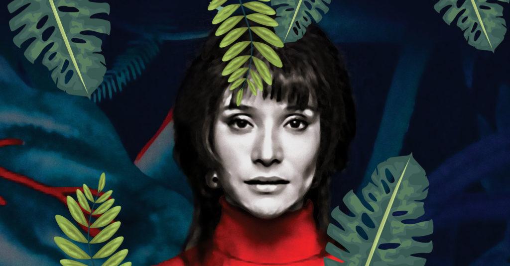 Las letras y el feminismo siempre han acompañado a la escritora chilena Isabel Allende