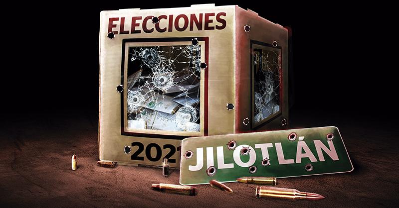 La delincuencia organizada ha impuesto sus condiciones en Jilotlán de los Dolores, Jalisco