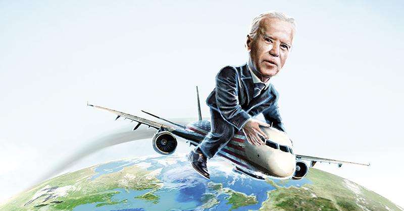 Joe Biden estará en Europa para reunirse con los miembros del G7, de la OTAN y protagonizar una reunión con Vladimir Putin