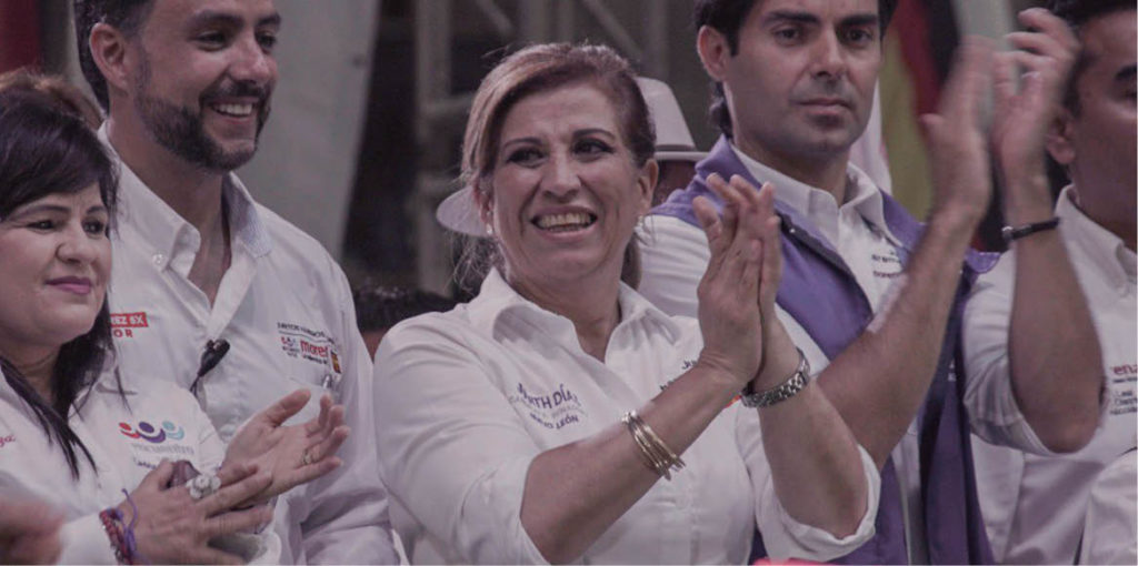 Judith Díaz, coordinadora de Programas Sociales del Gobierno federal, podría ser destituida.