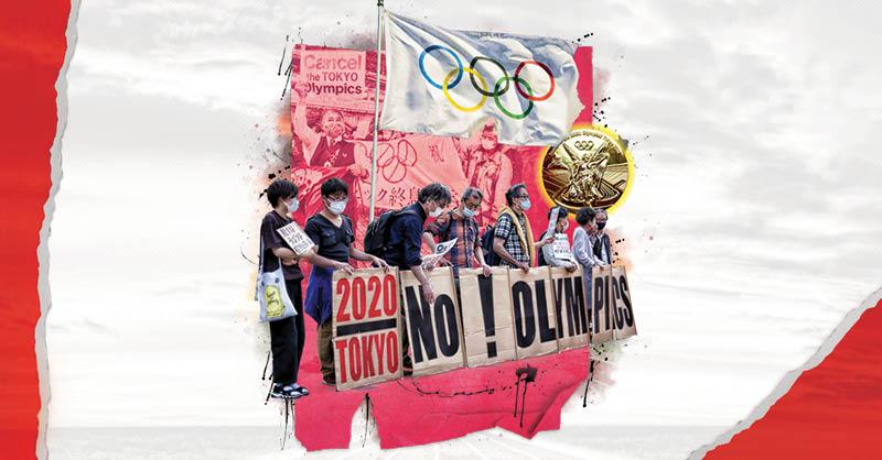 50 días de la inauguración de los Juegos Olímpicos de Tokio 2020