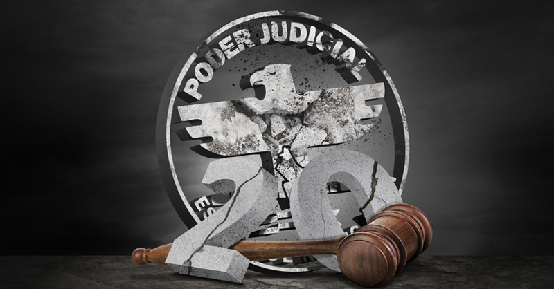 Los magistrados del Poder Judicial de Nuevo León pueden permanecer dos décadas en su cargo sin necesidad de ser ratificados