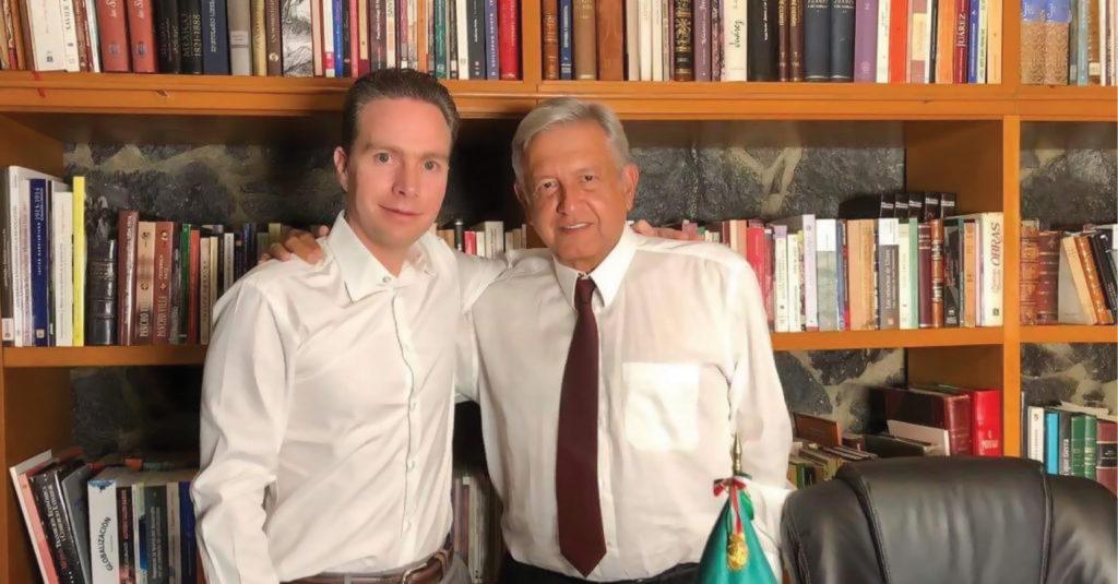 El senador Manuel Velasco acusa ser objeto de una persecución política tras haber hecho un llamado al diálogo