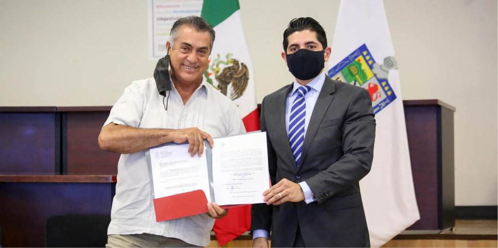 El gobierno de Jaime Rodríguez prepara las medidas sanitarias de la contienda.