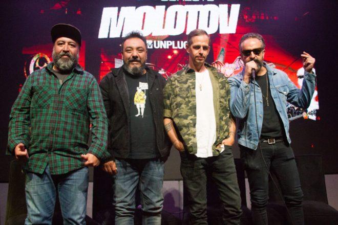 """Molotov cumple y demanda a candidato morenista por usar canción """"Voto Latino"""" sin permiso"""