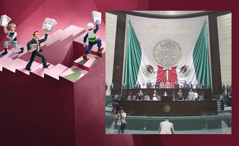 Morena y sus aliados podrán aprobar reformas a leyes secundarias