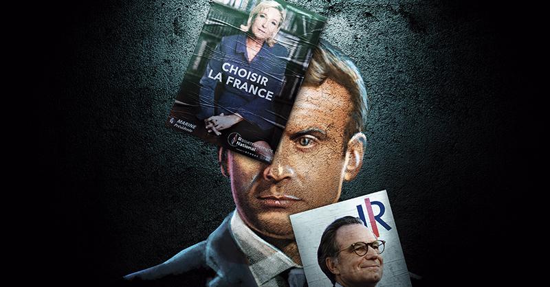 Los partidos de Renaud Muselier y Marine Le Penfueron los más votados en la primera vuelta de las elecciones regionales de Francia