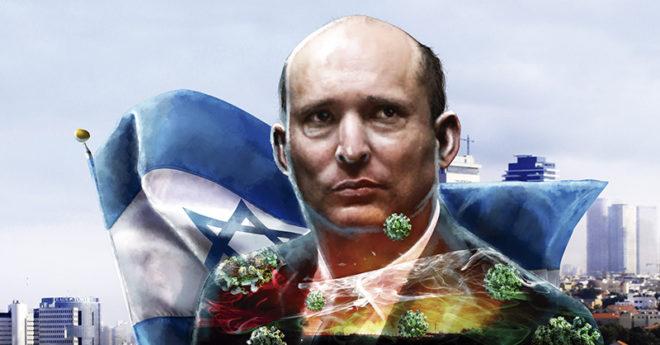 Naftali Bennett se convirtió en el nuevo primer ministro de Israel