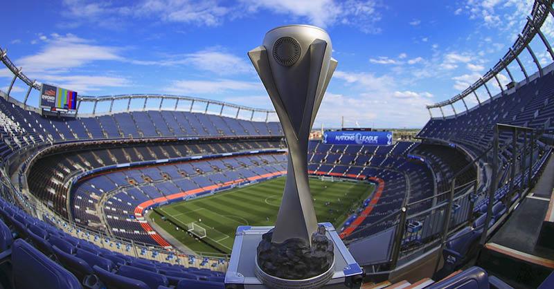 Este verano tendrá su primera parada con el torneo Nations League de la CONCACAF