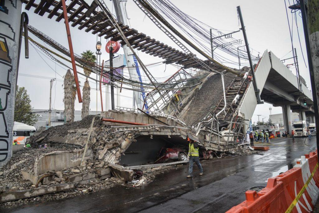 Sigue EN VIVO la presentación del peritaje del colapso de la Línea 12 del Metro