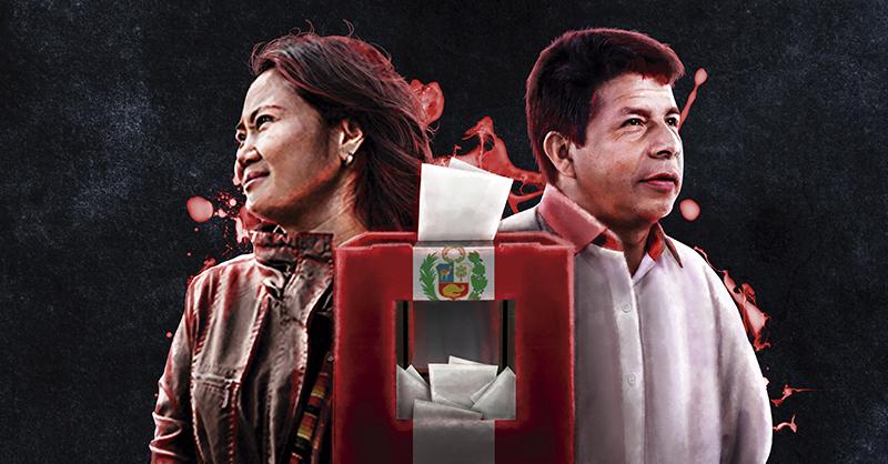 Los ciudadanos de Perú están a sólo unas horas de tomar una de las decisiones más importantes