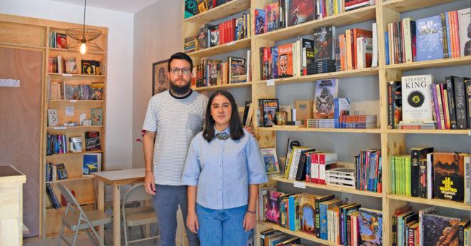 A Peripheria Librería le interesan los textos periféricos