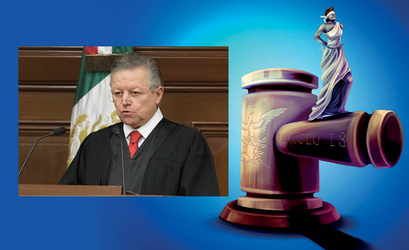 La reforma al Poder Judicial quedó empañada por la inclusión del artículo que amplía el periodo del ministro presidente de la Suprema Corte