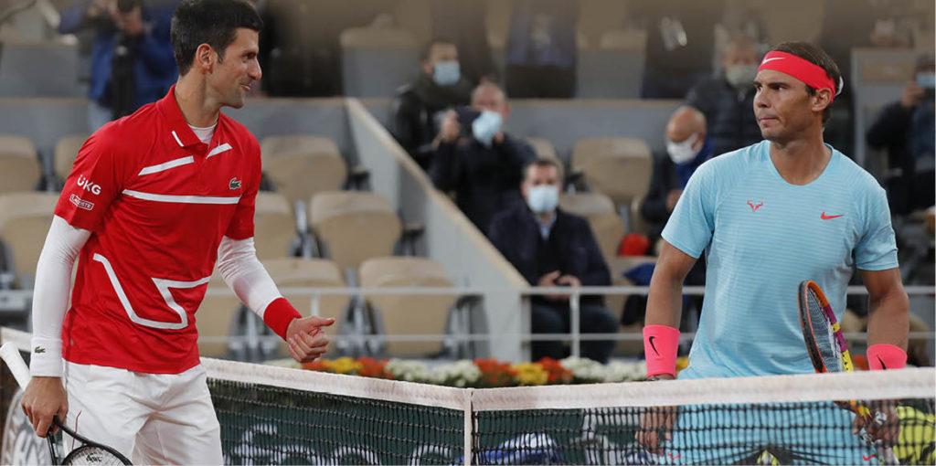 Rafael Nadal está a dos triunfos de ser el máximo ganador de Grand Slams en la Era Open