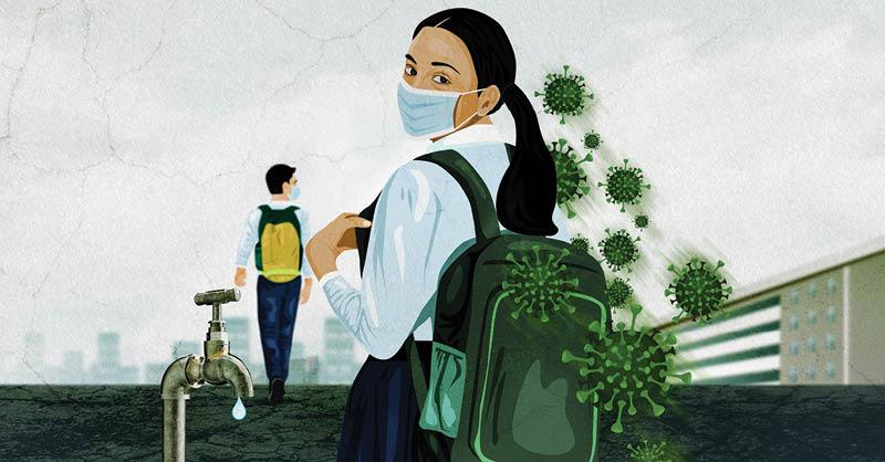 El regreso a clases presenciales del próximo 7 de junio, tras más de un año de suspensión por la pandemia de COVID-19, causa incertidumbre