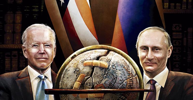 la reunión en Suiza entre Joe Biden y Vladimir Putin ayudó a frenar las tensiones