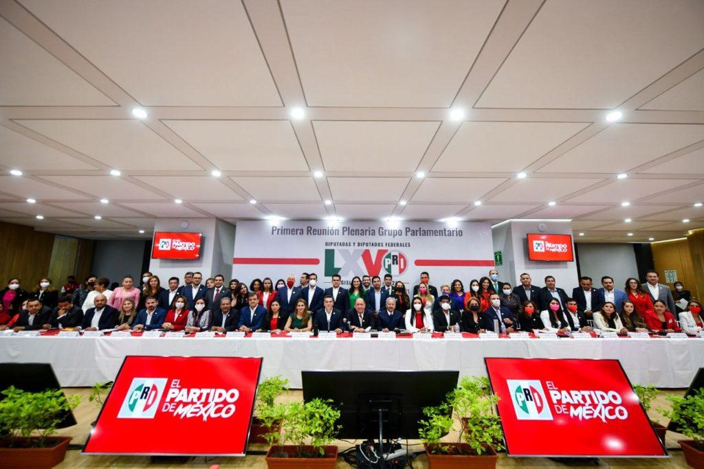 Exgobernador Rubén Moreira coordinará nueva bancada del PRI en Cámara de Diputados