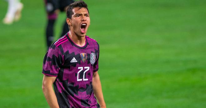 México tiene 10 triunfos al hilo ante rivales de CONCACAF