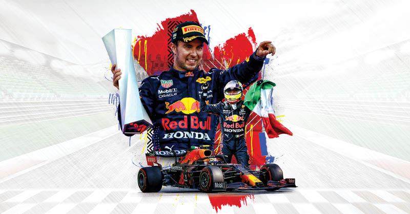 Sergio Pérez empata a Pedro Rodríguez como los mexicanos con más victorias en F1; ya es tercero de la clasificación