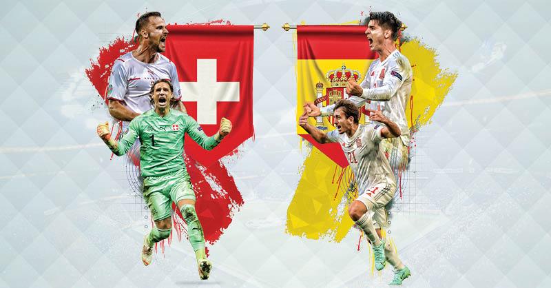 Suiza dio cuenta del campeón del mundo y ahora se medirá a España