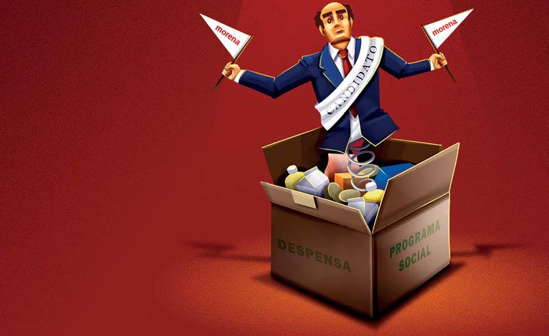 Los superdelegados del presidente Andrés Manuel López Obrador aspiraron a contender por la mayoría de las gubernaturas