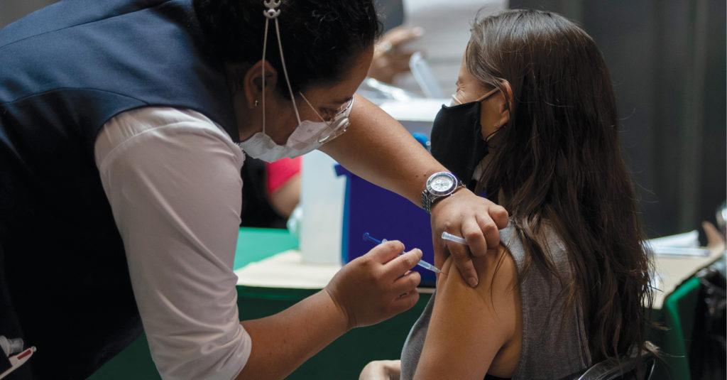 Arranca vacunación para 30-39 en 5 alcaldías de CDMX y segundas dosis en otras demarcaciones