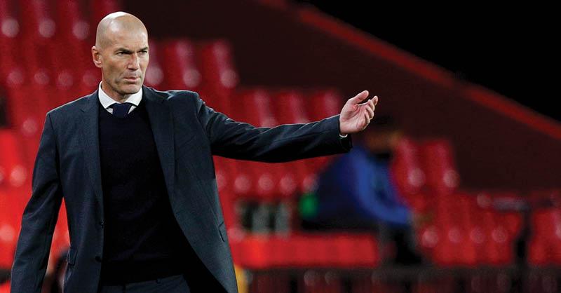 Zinedine Zidane le juró amor eterno al Real Madrid