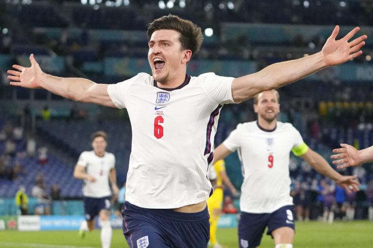 Inglaterra golea y cumple; jugará las Semifinales de la Eurocopa en casa
