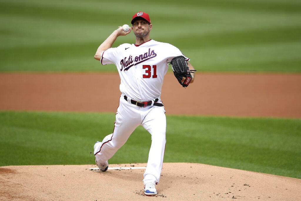 Se llevan los Dodgers al pitcher estelar Max Scherzer