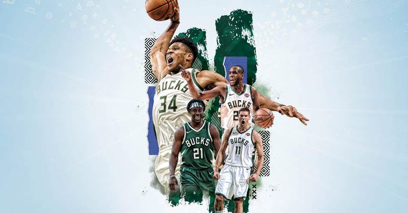 Giannis Antetokounmpo puso la serie de Las Finales de la NBA a favor de los Milwaukee Bucks