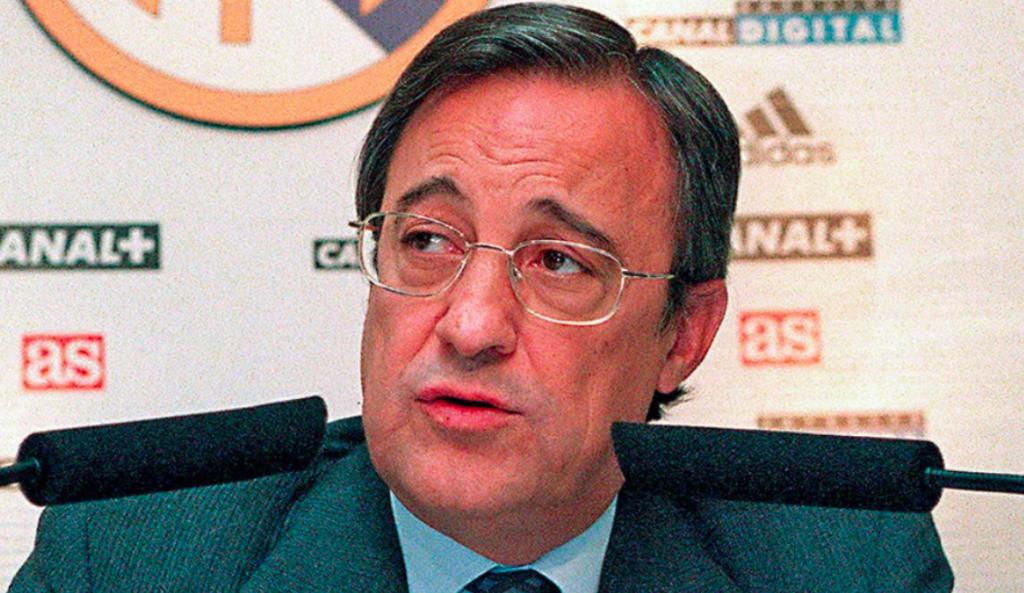 A cambio de viajes, funcionarios de Calderón dieron contratos a presidente del Real Madrid