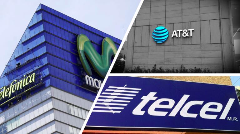 Telcel, AT&T o Movistar… ¿Cuál tiene más quejas y reclamaciones según Profeco?