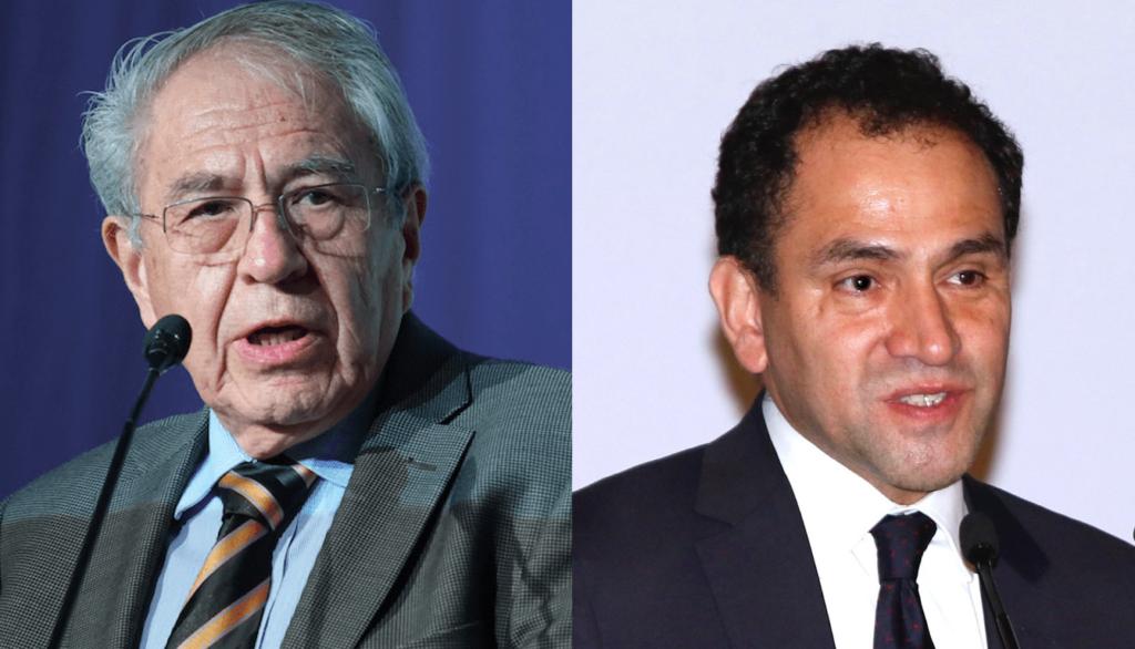 Ordenan denuncia ante FGR contra Alcocer y Herrera por desabasto de medicamentos
