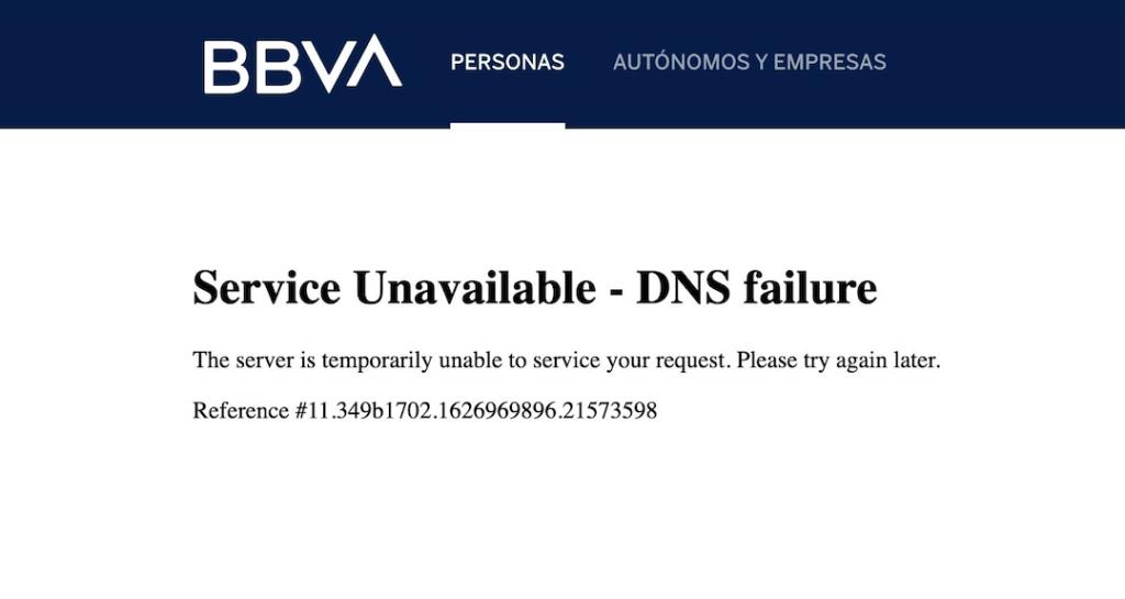 Falla masiva de internet en todo el mundo golpea a aplicaciones bancarias en México