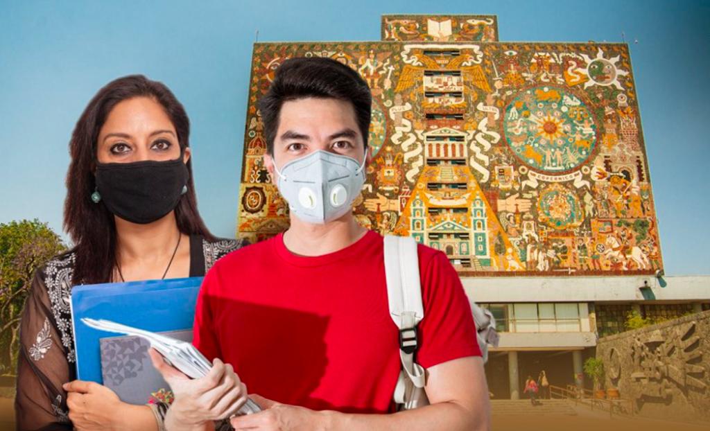 UNAM regresará a clases presenciales sólo en entidades con 3 semanas en semáforo verde