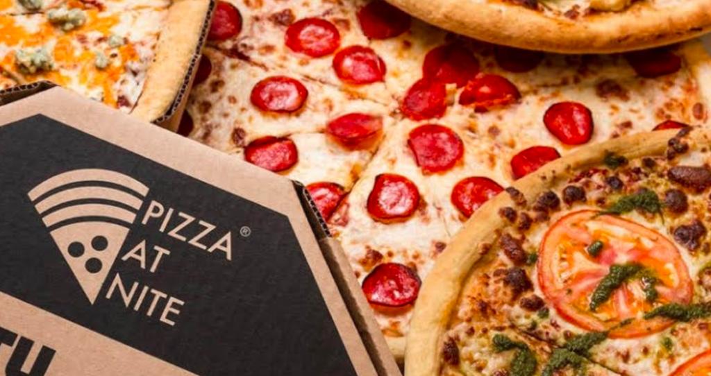 Pizzas at Nite, para matar el antojo nocturno