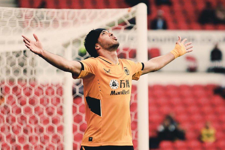 Raúl Jiménez Wolves