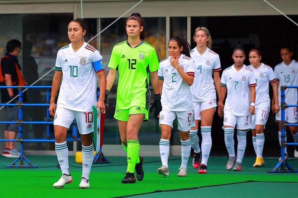 Yon de Luisa niega que la Selección Femenil vaya a pagar los juegos de veto, confirma que lo hará con el Tri varonil
