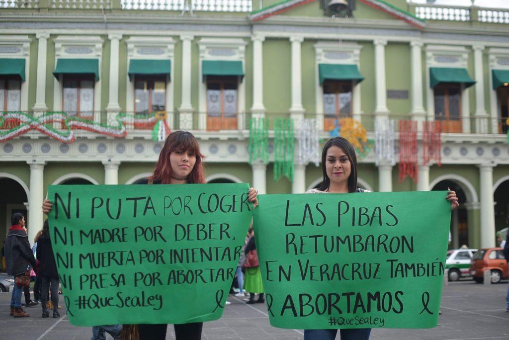¡Ya es ley! Veracruz también despenaliza el aborto hasta las 12 semanas de gestación