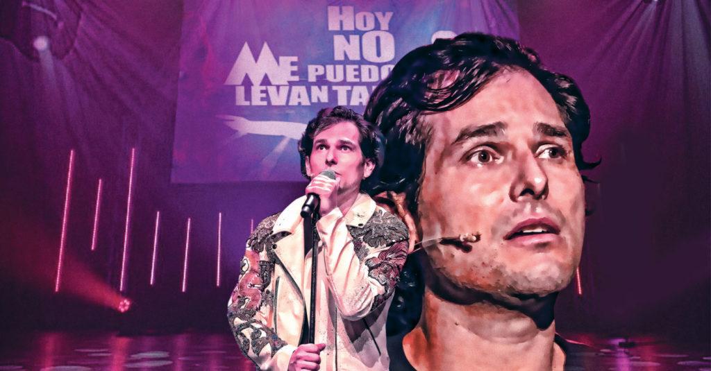 """Alan Estrada regresa al musical """"Hoy no me puedo levantar"""" junto a María León, Jorge D´Alessio y Rogelio Suárez"""