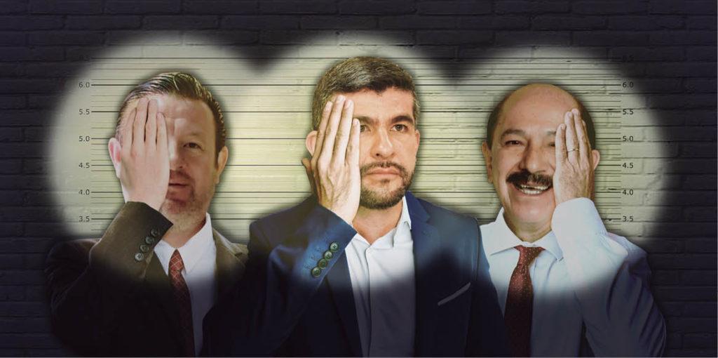 Tres alcaldes electos de la Ciudad de México iniciarán su periodo de gobierno con cuentas pendientes con la justicia