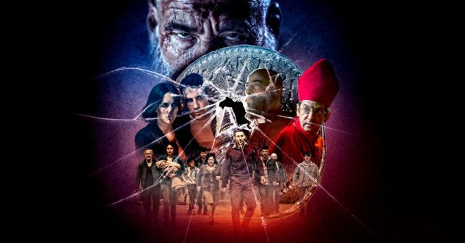Con 30 monedas, serie producida por HBO España, el cineasta ibérico Álex de la Iglesia vuelve a uno de sus nichos favoritos: el terror