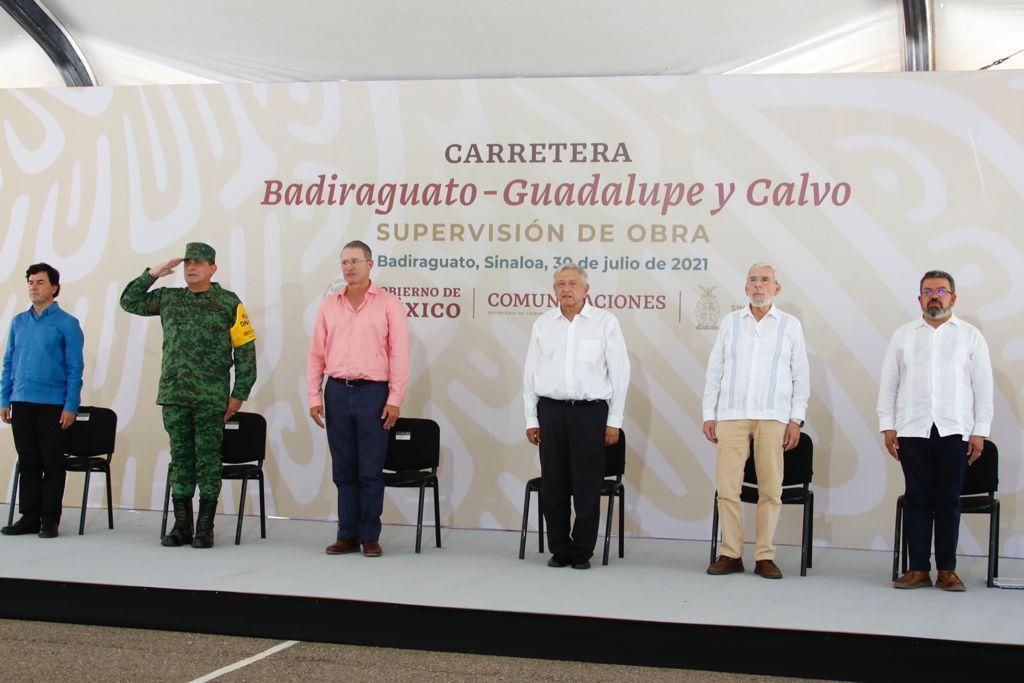 AMLO: Badiraguato es un pueblo que tiene mucha suerte; siembra de drogas va en decadencia