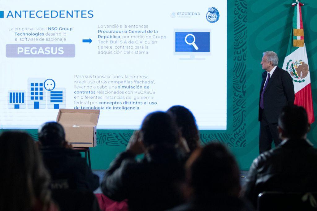 Revelan 31 contratos ligados a espionaje Pegasus en sexenio de Calderón y Peña Nieto