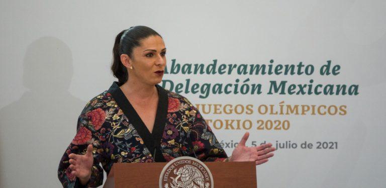 """""""El pronóstico no tiene palabra"""", dice Ana Guevara y añade: """"yo no competí"""""""