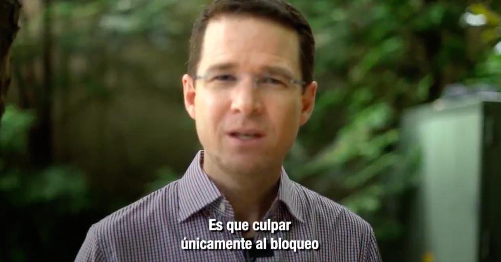 """Anaya llama """"patético"""" a AMLO por defender régimen cubano; lo compara con Castro y Chávez"""