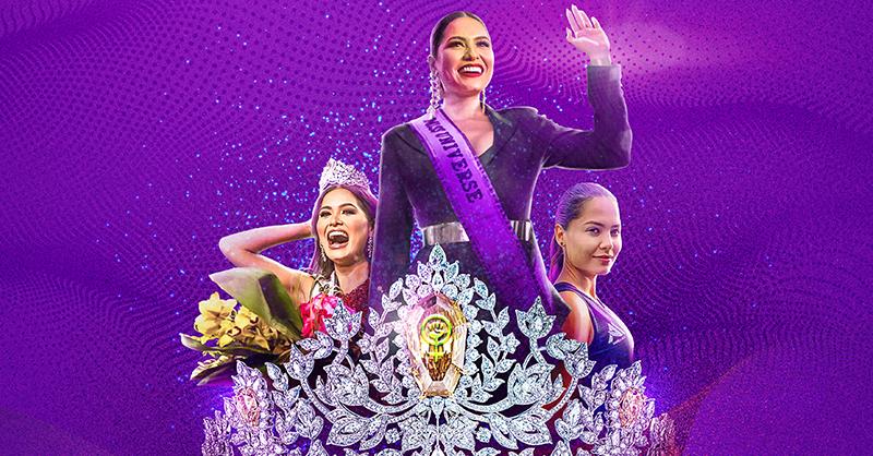 Andrea Meza,MissUniverso 2020, asegura que los concursos de belleza son plataformas que complementan a las mujeres, las impulsan