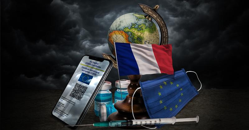 Las personas en Francia deberán cargar consigo un certificado sanitario, el cual pueden presentar en papel o a través de una aplicación