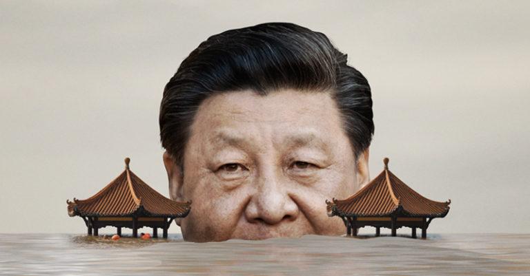 Debido a las fuertes lluvias e inundaciones registradas en el centro de China, el presidente Xi Jinping ha ordenado proteger cuanto antes la seguridad