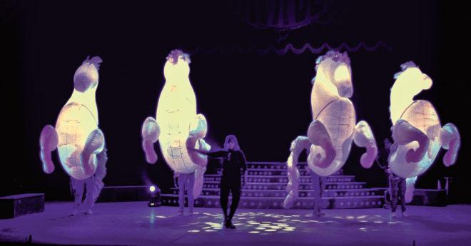 Teatro de la Ciudad Esperanza Iris para festejar los 133 años de historia del Circo Atayde Hermanos